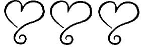 Bewertungs 3 Herzen
